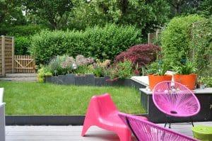Petit jardin design urbain Paysagiste Sophie Durin
