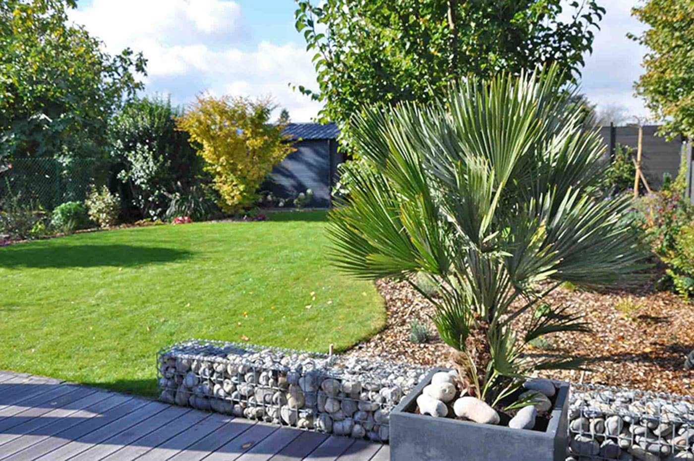 Plantes Pour Jardin Contemporain jardin chic