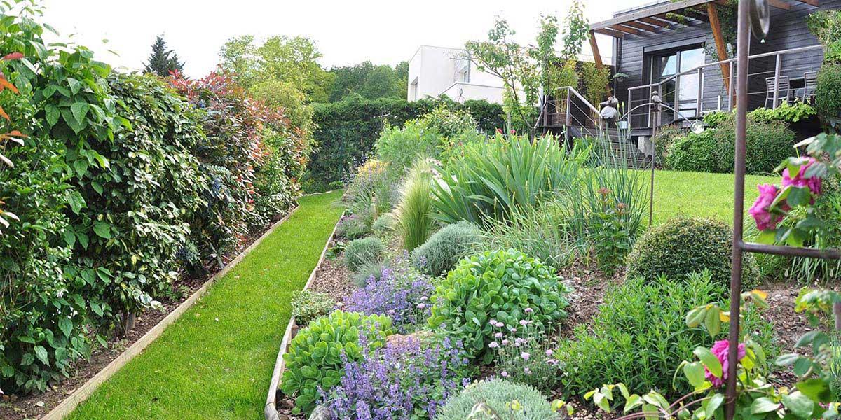Jardin En Essonne Sophie Durin Après