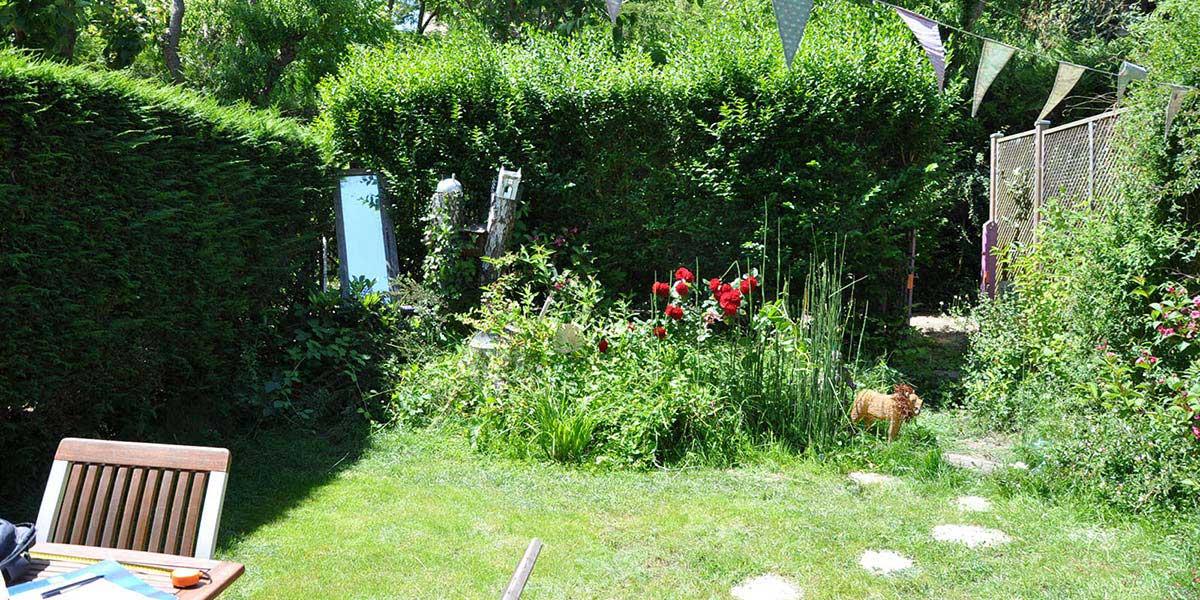Jardin En Relief Etat Lieux