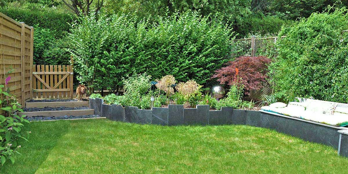 Jardin En Relief Sophie Durin Après