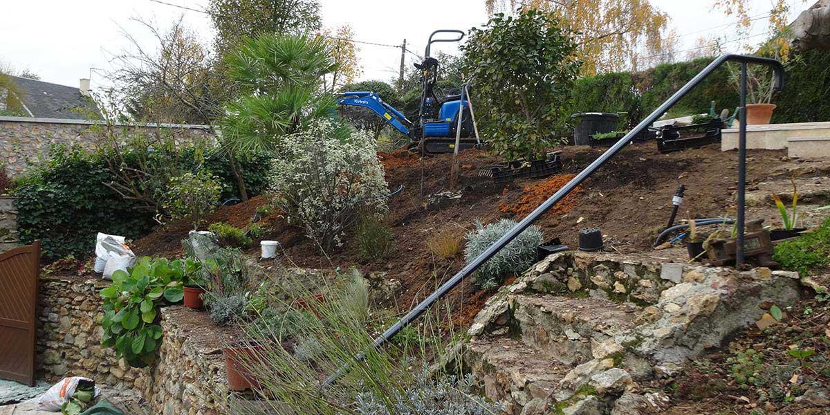Jardin Mineral Et Vegetal Etat des lieux
