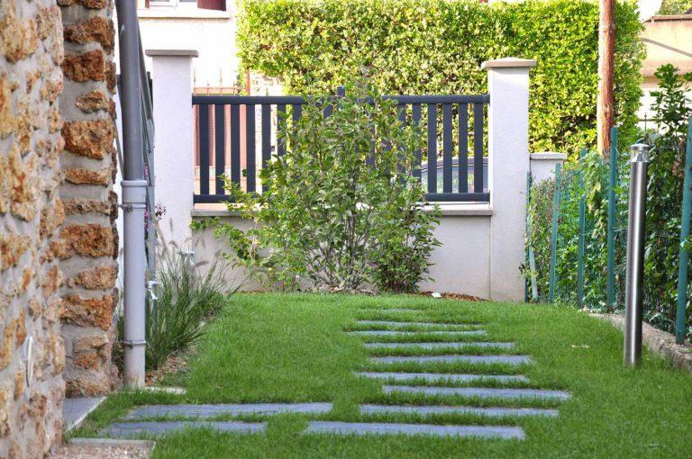 Grand Jardin Avec Terrasse Lounge Exterieure Jardin Contemporain Sophie Durin Paysagiste Concepteur Paris