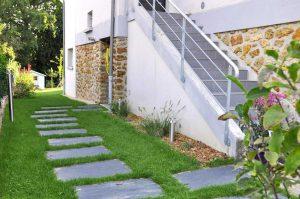 Grand Jardin Avec Terrasse Lounge Terrasse Lounge Sophie Durin Architecte Paysagiste 91 92 78